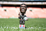 24 April 2004: Freddy Adu bobblehead dolls were given out to fans attending the game. The Chicago Fire defeated DC United 1-0 at RFK Stadium in Washington, DC on opening day of the regular season in a Major League Soccer game..