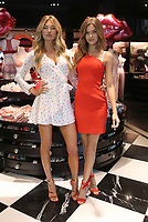 06 February 2018 - Santa Monica California - Josephine Skriver, Romee Strijd. Victoria's Secret Angels Josephine Skriver And Romee Strijd Share The New Dream Angels And Very Sexy Collections. <br /> CAP/ADM/FS<br /> &copy;FS/ADM/Capital Pictures