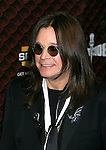 "LOS ANGELES, CA. - October 18: Musician Ozzy Osbourne arrives at the Spike TV's ""Scream 2008"" Awards at The Greek Theater on October 18, 2008 in Los Angeles, California."