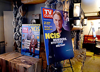 "STUDIO CITY, CA - NOVEMBER 6: Behind the scenes during the TV Guide Magazine Cover Party for Mark Harmon and 15 seasons of the CBS show ""NCIS"" at River Rock at Sportsmen's Lodge on November 6, 2017 in Studio City, California. (Photo by Frank Micelotta/PictureGroup)"