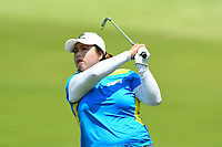 SINGAPORE - MARCH 03: Shanshan Feng of China on the 12th fairway during the final round of the HSBC Women's World Championship 2019 at Sentosa Golf Club - Tanjong Course, Singapore on March 03, 2019.<br /> .<br /> .<br /> .<br /> (Photo by: Naratip Golf Srisupab/SEALs Sports Images)<br /> .<br /> Any image use must include a mandatory credit line adjacent to the content which should read: Naratip Golf Srisupab/SEALs Sports Images