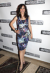 Annie Parisse.attending the Broadway Opening Night Performance After Party for 'Clybourne Park' at Gotham Hall in New York City on 4/19/2012