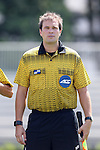 28 August 2016: Assistant Referee Charles Lester. The Elon University Phoenix played the University of San Diego Toreros at Koskinen Stadium in Durham, North Carolina in a 2016 NCAA Division I Men's Soccer match. USD won the game 2-1.
