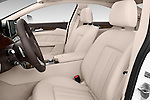 Front seat view of a 2015 Mercedes Benz CLS-Class CLS400 2 Door Coupe Front Seat car photos