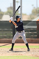 Cutter Dykstra - Milwaukee Brewers - 2010 Instructional League.Photo by:  Bill Mitchell/Four Seam Images..