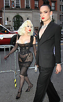 NEW YORK, NY-July 18: Amanda Lepore at Fox Searchlight Pictures presents premiere of Absolutely Fabulous: The Movie  to talk about  Star Trek Beyond in New York. NY July 18, 2016. Credit:RW/MediaPunch