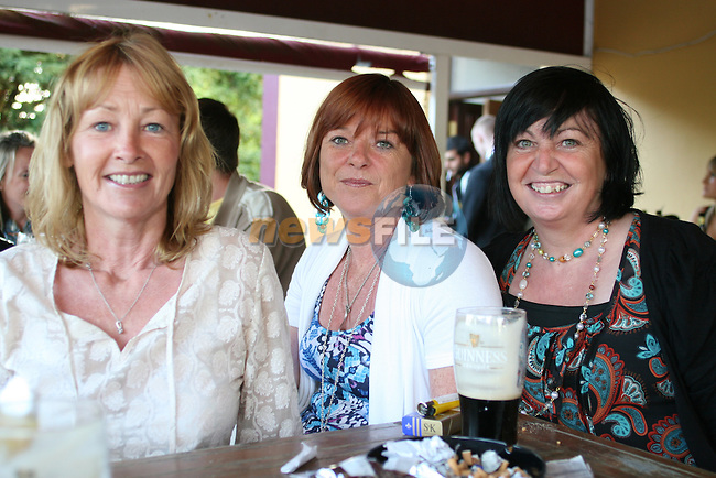 Elizabeth Behan, Louise Murphy and Caroline Jenkins in the Bellewstown Inn...Photo NEWSFILE/Jenny Matthews.(Photo credit should read Jenny Matthews/NEWSFILE)....This Picture has been sent you under the condtions enclosed by:.Newsfile Ltd..The Studio,.Millmount Abbey,.Drogheda,.Co Meath..Ireland..Tel: +353(0)41-9871240.Fax: +353(0)41-9871260.GSM: +353(0)86-2500958.email: pictures@newsfile.ie.www.newsfile.ie.FTP: 193.120.102.198.