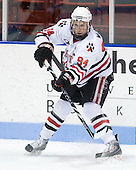 Tyler McNeely (NU - 94) - The Northeastern University Huskies defeated the Providence College Friars 3-1 (EN) on Tuesday, January 19, 2010, at Matthews Arena in Boston, Massachusetts.