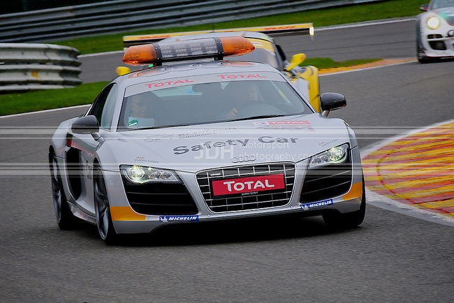 Safety Car - 24 Hours Of Spa 2011
