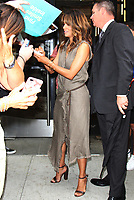 NEW YORK, NY - AUGUST 2: Halle Berry seen leaving Bravo's Watch What Happens Live  in New York City on August 2, 2017. Credit: RW/MediaPunch