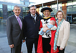 21/1/2015   (with compliments)  Attending the University of Limerick conferrings on Wednesday morning were graduates from Clinical Therapies.<br /> Picture Liam Burke/Press 22