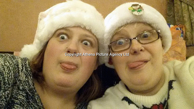 COPY BY TOM BEDFORD<br /> Pictured L-R: Julie and Jennifer Fellows<br /> Re: Profoundly deaf sisters Jennifer and Julie Fellows facing jail at Worcester Crown Court for sex romps with a school boy.