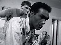 Night of the Living Dead (1968) <br /> Duane Jones<br /> *Filmstill - Editorial Use Only*<br /> CAP/KFS<br /> Image supplied by Capital Pictures