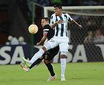 El Atlético Nacional colombiano goleó 4 – 0 a Libertad de Paraguay este martes por la noche en el Atanasio Girardot, y avanzó a la siguiente fase de la Copa Libertadores como único líder con 11 puntos.