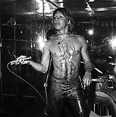 Iggy Pop; 1974; Whiskey<br /> Photo Credit: James Fortune/AtlasIcons.com