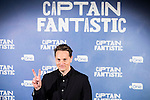 "XXX attends to the presentation of the film ""Captain Fantastic"" at Ursa Hotel in Madrid. September 11, Spain. 2016. (ALTERPHOTOS/BorjaB.Hojas)"