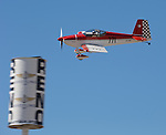 A photograph from the Air Races at the Reno-Stead Airfield on Sunday, Sept. 20, 2015.