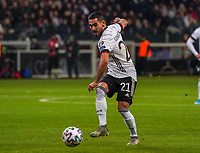 Ilkay Gündogan (Deutschland, Germany) zieht ab - 19.11.2019: Deutschland vs. Nordirland, Commerzbank Arena Frankfurt, EM-Qualifikation DISCLAIMER: DFB regulations prohibit any use of photographs as image sequences and/or quasi-video.