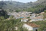 Montejaque village, Serrania de Ronda, Malaga province, Spain
