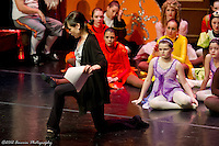 Cinderella - Rehearsal Candid's