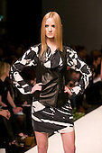 20 February 2009. London Fashion Week. Collection Estethica.