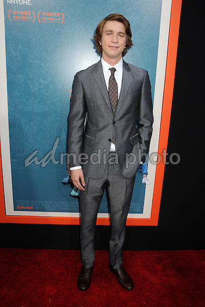 "3 June 2015 - West Hollywood, California - Thomas Mann. ""Me And Earl And The Dying Girl"" Los Angeles Premiere held at the Harmony Gold Theatre. Photo Credit: Byron Purvis/AdMedia"