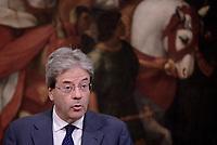 Roma, 29 Maggio 2017<br /> Il Presidente del Consiglio, Paolo Gentiloni, ha firmato a Palazzo Chigi il Dpcm di ripartizione del Fondo Investimenti, per la trasmissione alle Camere: 47 miliardi in 15 anni.