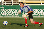 28 March 2007: Toronto goalkeeper Greg Sutton. Toronto FC defeated the New York Red Bulls 2-1 at Blackbaud Stadium in Cary, North Carolina in the 2007 Carolina Challenge Cup.