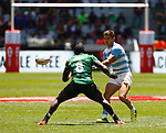 Franco Sabato, Second day at Cape Town 7s for HSBC World Rugby Sevens Series 2018, Cape Town, South Africa - Photos Martin Seras Lima