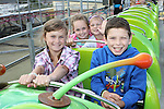 Tanya, Egor and Vayla from Belarus with Alannah enjoying a fun day out in Funtasia Bettystown...(Photo credit should read Jenny Matthews www.newsfile.ie)....This Picture has been sent you under the conditions enclosed by:.Newsfile Ltd..The Studio,.Millmount Abbey,.Drogheda,.Co Meath..Ireland..Tel: +353(0)41-9871240.Fax: +353(0)41-9871260.GSM: +353(0)86-2500958.email: pictures@newsfile.ie.www.newsfile.ie.