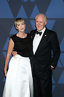 LOS ANGELES - OCT 27:  Charlize Theron, John Lithgow at the 11th Annual Governors Awards at the Dolby Theater on October 27, 2019 in Los Angeles, CA