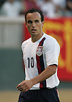 7 June 2007: Landon Donovan. The United States Men's National Team defeated the National Team of Guatemala 1-0 at the Home Depot Center in Carson, California in a first round game in the CONCACAF Gold Cup...