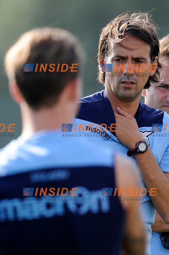 Simone Inzaghi<br /> 27-07-2016 Roma<br /> Allenamento Lazio a Formello<br /> SS Lazio traning day<br /> @ Marco Rosi / Fotonotizia / Insidefoto