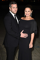 Paul Knightley and Sam Faiers<br /> arriving for the 2017 NSPCC Britain&rsquo;s Got Talent Childline Ball at Old Billingsgate, London<br /> <br /> <br /> &copy;Ash Knotek  D3315  28/09/2017