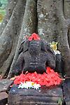 Ganesha Devale, UNESCO World Heritage Site, the ancient city of Polonnaruwa, Sri Lanka, Asia