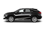 Car Driver side profile view of a 2016 Lexus RX F SPORT 5 Door Suv 2WD Side View