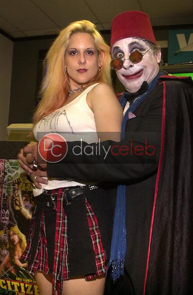 Tromette Dememtia with Count Smokula