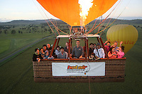 20120313 March 13 Hot Air Balloon Gold Coast
