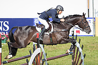 AUS-Sam Griffiths (FAVORIT Z) FINAL-17TH: SMITH & WILLIAMSON BRITISH INTERMEDIATE CHAMPIONSHIP: 2014 GBR-Festival Of British Eventing: GATCOMBE PARK (Sunday 3 August) CREDIT: Libby Law COPYRIGHT: LIBBY LAW PHOTOGRAPHY - NZL