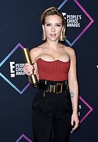 NOV 11 2018 E! People's Choice Awards - Press Room