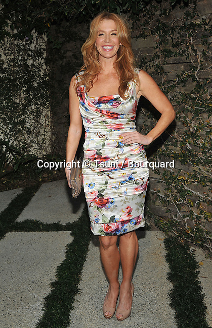 Poppy Montgomery _12   -<br /> Women In Film - WIF -Pre Oscars Cocktail Party at Peter and Tara Guber Residence In Bel Air - Los Angeles.