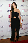 Model Ashley Graham Attends The 6th Annual Blossom Ball Hosted By Padma Lakshmi and Tamer Seckin, MD at 583 Park, NY
