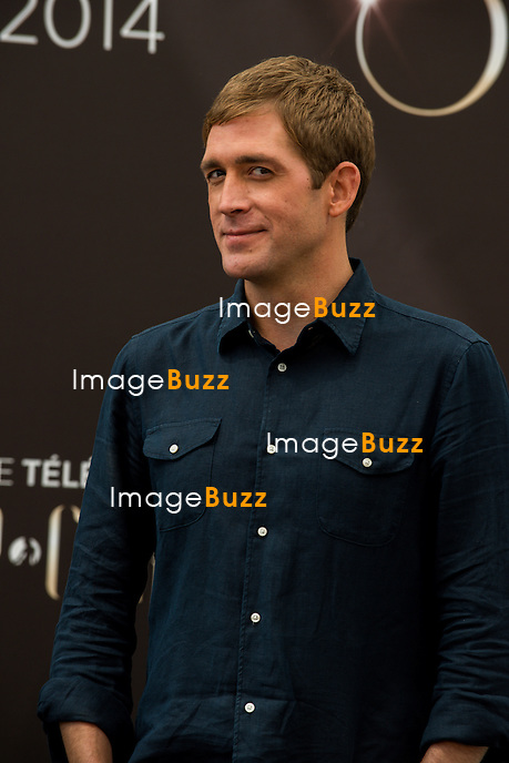 Eric Szmanda attends photocall at the Grimaldi Forum on June 9, 2014 in Monte-Carlo, Monaco.