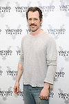 Darren Pettie attends the photo call for The Vineyard Theatre production of 'Can You Forgive Her' at the New 42nd Street Studios on April 3, 2017 in New York City.