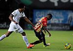 Bogotá- Equidad Seguros y Águilas Doradas empataron sin goles el partido correspondiente a la fecha 14 del Torneo Clausura 2014, desarrollado en el estadio Metropolitano de Techo el 10 de octubre.