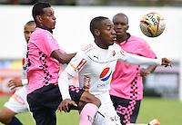 Boyaca Chico FC vs Independiente Medellin, 22-05-2016. LA I_2016