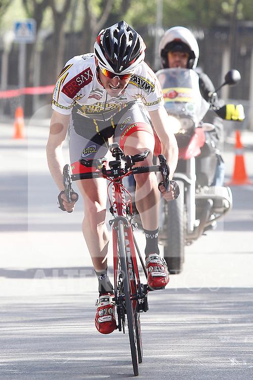 214 Jaime Gomez-Recue Ciclos Corredor cri master . (ALTERPHOTOS/ACERO)