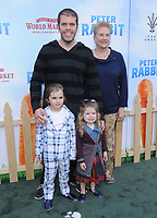 03 February 2018 - Los Angeles, California - Perez Hilton. &quot;Peter Rabbit&quot; Los Angeles Premiere held at The Grove. <br /> CAP/ADM/BT<br /> &copy;BT/ADM/Capital Pictures