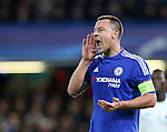 Chelsea's John Terry in action<br /> <br /> UEFA Champions League - Chelsea v FC Porto - Stamford Bridge - England - 9th December 2015 - Picture David Klein/Sportimage