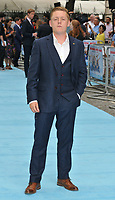 Thomas Turgoose at the &quot;Swimming With Men&quot; UK film premiere, Curzon Mayfair, Curzon Street, London, England, UK, on Wednesday 04 July 2018.<br /> CAP/CAN<br /> &copy;CAN/Capital Pictures